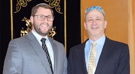 Rabbi and Cantor